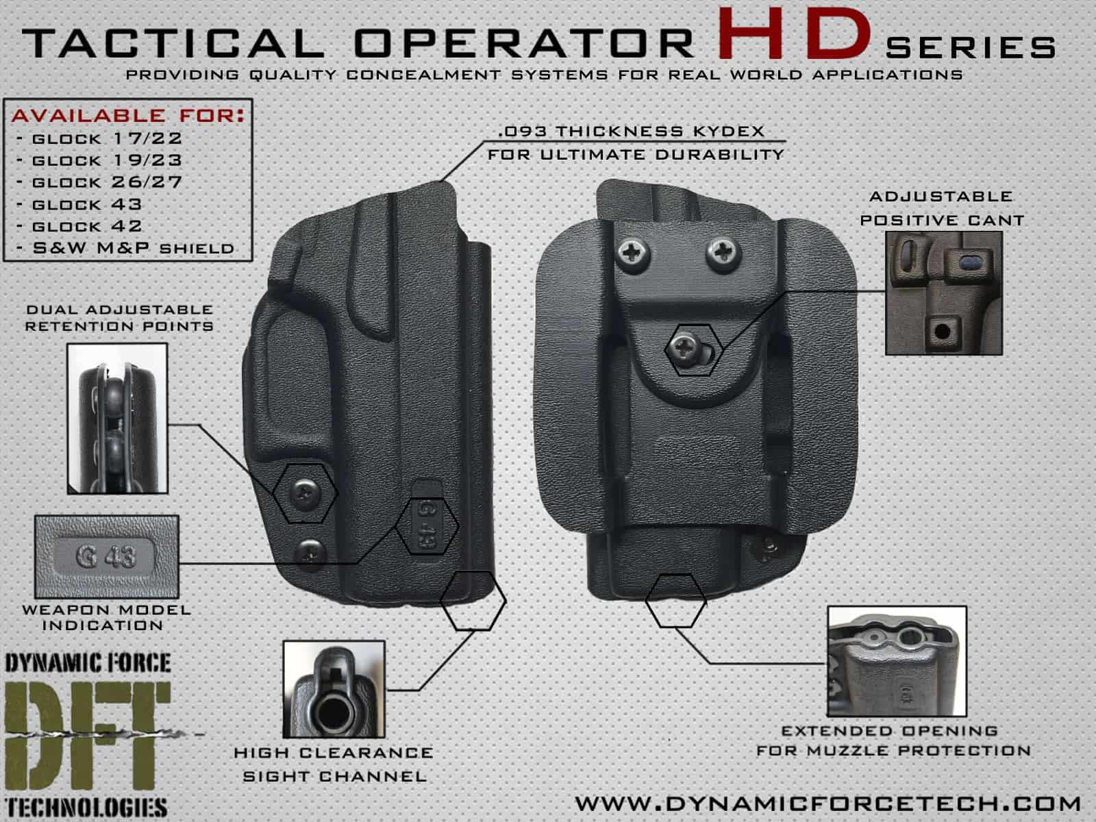 TacticalOperatorHDSeries